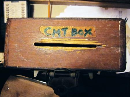 CMT input box