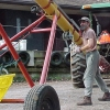 Soybean auger