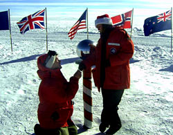 South Pole Proposal