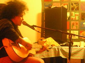 Kimya Dawson at Twin Oaks